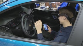 Metro Detroit teens simulated texting while driving - it didn't go well