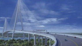 Gordie Howe bridge will include 5 pedestrian bridges built over I-75