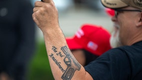 Virginia Court upholds ban on firearms at pro-gun rally in state's capital next week