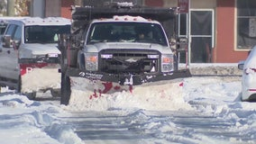 There's a new app for clearing your driveway of snow - think of it like Uber for your snowplowing