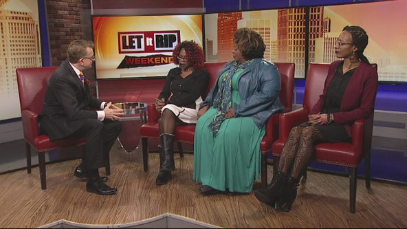 Let It Rip Weekend: Human Trafficking
