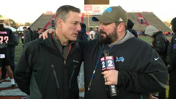 Lions at the Senior Bowl: Matt Patricia interviews Dan