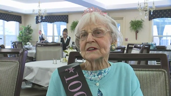 Lesson in longevity: 5 residents in senior living center turn 100