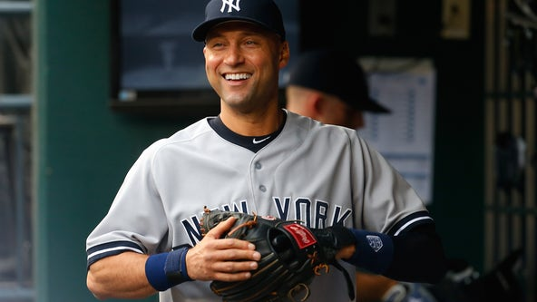 Derek Jeter elected to baseball Hall of Fame, 1 vote short of unanimous