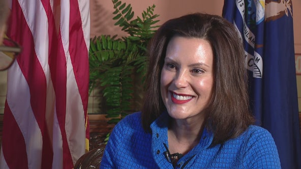 Whitmer details plan for her Democratic response to Trump's State of the Union
