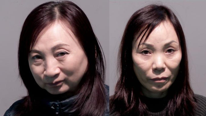 Two women charged with running prostitution house under ...