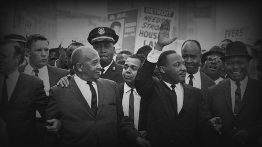 How Motown was involved with the Civil Rights Movement, Martin Luther King Jr.