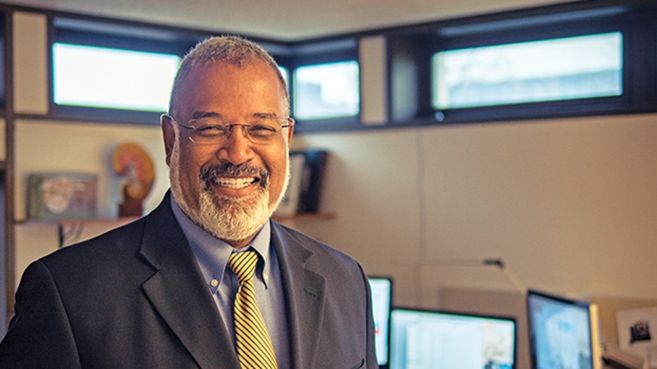 University of Michigan Provost Martin A. Philbert