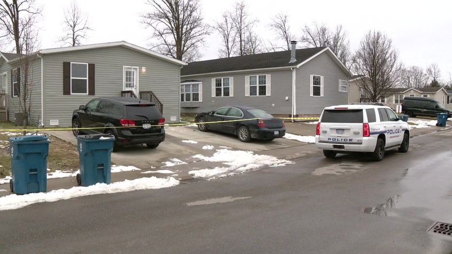 Brownstown Police investigate stabbing inside mobile home