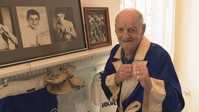 Golden Gloves champ, nuclear bomb engineer from Detroit turns 100