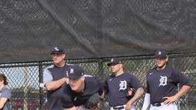 Tigers Spring Training - Day 1 in Lakeland
