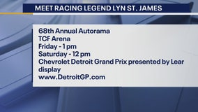Meet Racing Legend Lyn St. James at Autorama