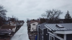 Drone Zone flies over St. Clair Shores canals and the nautical mile