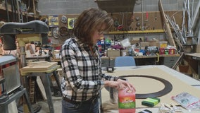 Stripping a mirror finish with Jill of All Trades