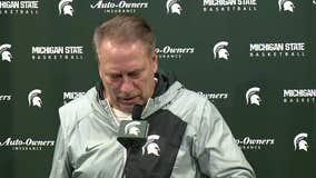 WATCH - Tom Izzo previews Iowa