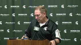 WATCH - Tom Izzo on the state of the Spartans