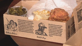 Shoebox soul food promotes black history at Beans and Cornbread in Detroit