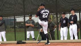 Tigers Spring Training - Day 3