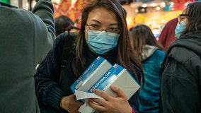 Coronavirus outbreak fear sparks global rush to buy face masks
