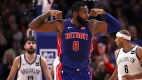 Pistons complete trade of Andre Drummond to Cavaliers