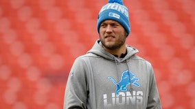 Lions 'absolutely not done' with QB Stafford: Dan Miller shuts down trade rumor