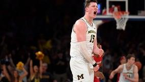 Michigan wins 10th in a row at Garden, beats No. 25 Rutgers
