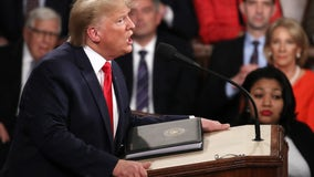 Guests help President Trump highlight State of the Union themes