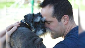 California man cashes out his 401K to pay $45,000 for surgery to save his dog's life