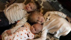 3 brothers, ages 5 and under, all diagnosed with same form of eye cancer
