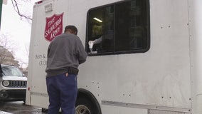 Man runs Salvation Army food truck for the homeless that once fed him