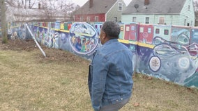 A pretty mural in Detroit has a dark history baked in racism