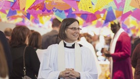 New bishop makes history in Michigan