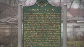 Conant Gardens, a historically black neighborhood named after a white abolitionist