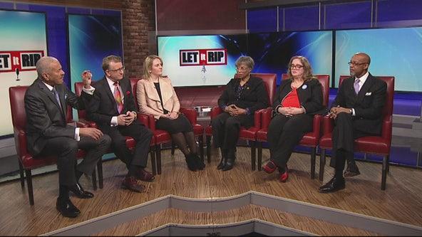 Bernie Sanders momentum from NH; Saline students sue