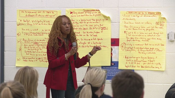 Forum held to deal with racial discord at Saline schools