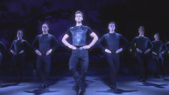 25th Anniversary of Riverdance at the Fox Theatre