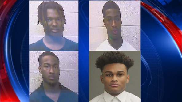 4 Warren De La Salle HS students charged in football hazing case