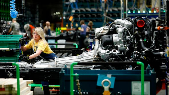 GM to add 1,200 workers at two Michigan factories