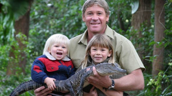 Steve Irwin, 'The Crocodile Hunter,' would have turned 58 today