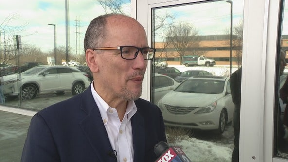DNC Chair Tom Perez talks Democratic Party challenges 1-on-1