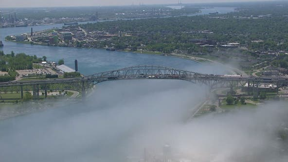 British man wanted to work in the U.S. - so he swam across the St. Clair River