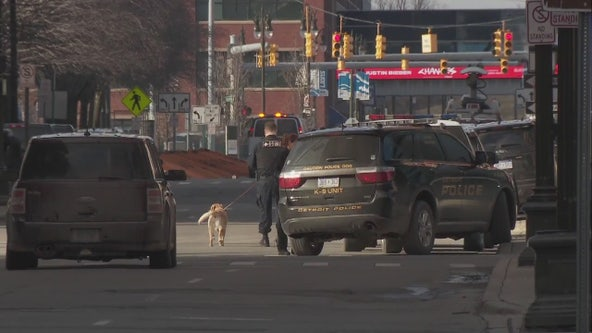 DPD: Two in custody, high-powered rifle recovered at Greektown Casino Tuesday