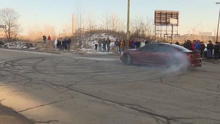 Chief Craig working to find legal space for stunt drivers in Detroit
