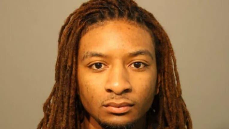 Qaw'mane Wilson | Chicago police