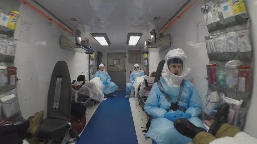 Ypsilanti airline used for coronavirus evacuations with modified planes