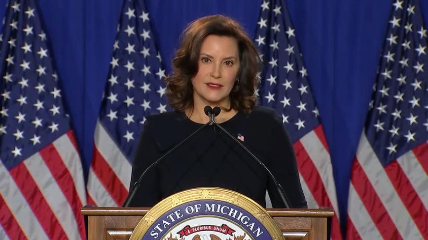 Gov. Whitmer scheduled to speak on Monday at DNC, VP nominee to speak Wednesday