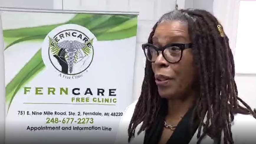Volunteer-led FernCare clinic offers free health services