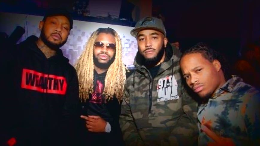 $10k reward offered for information after Detroit DJ shot dead in robbery