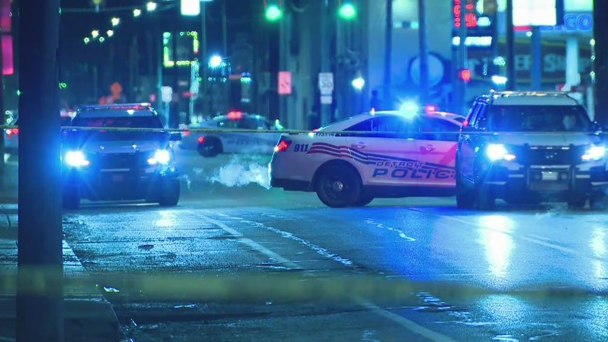 1 killed, 1 hurt in shooting during robbery at dispensary on Detroit's west side