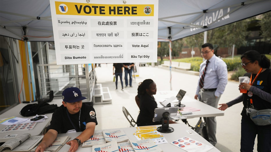 Some CA Counties Begin Transition To Vote Centers From Polling Locations